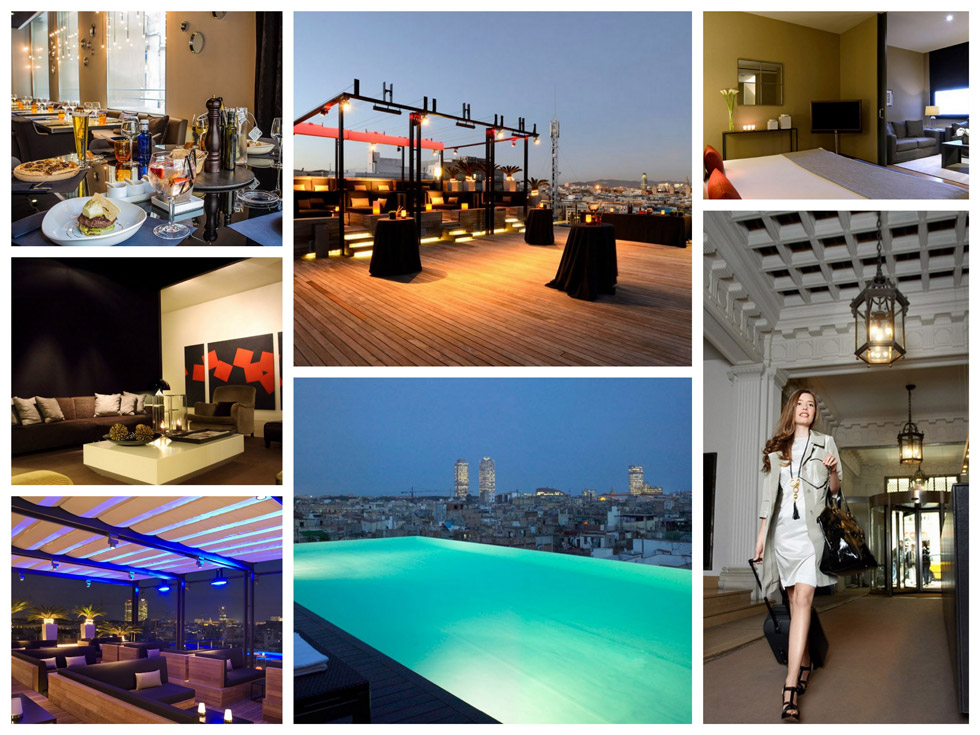 hotel seminaire barcelone